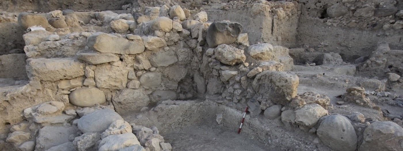 excavations at Tel Abel Beth Maacah